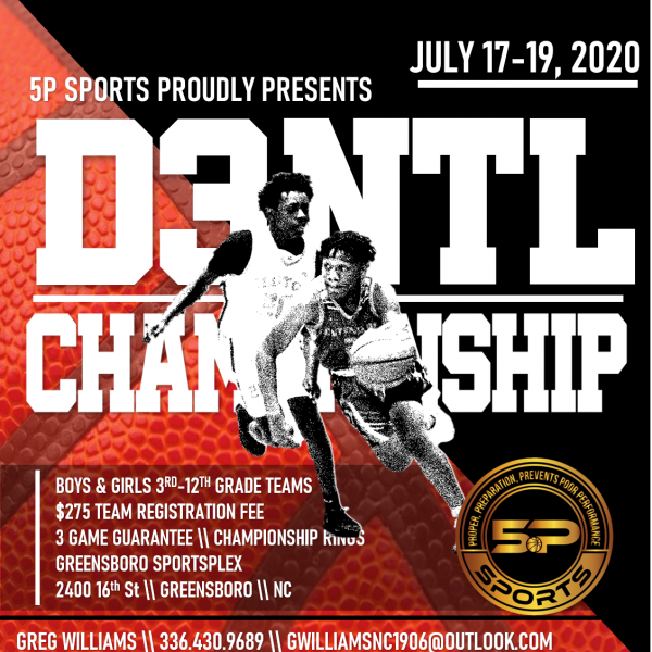 D3 National Championship Flyer Draft 2020 Square