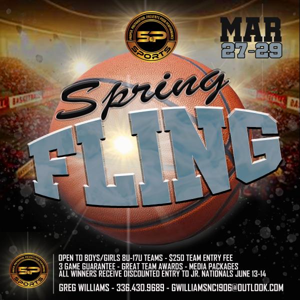 Spring Fling Draft